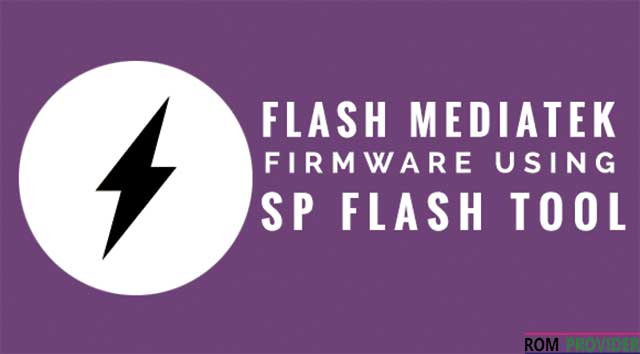 Download SP Flash Tools [All version] - ROM-Provider