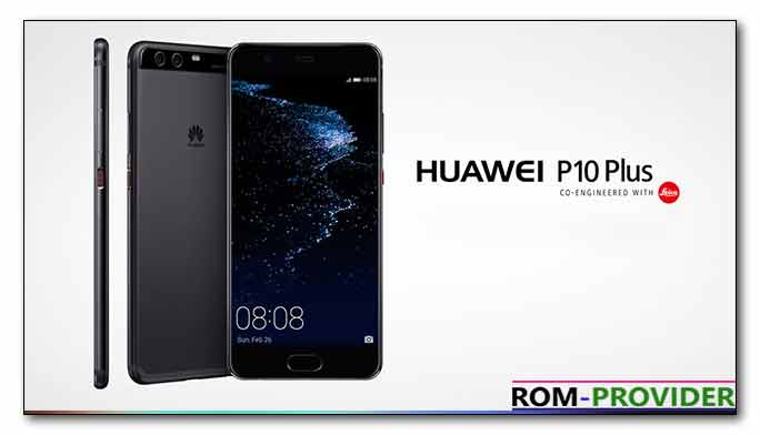 Download official nougat B152 update for huawei P10 Plus