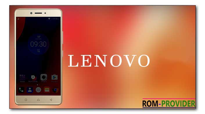 How to Install twrp Root Lenovo Vibe K5 Note - ROM-Provider