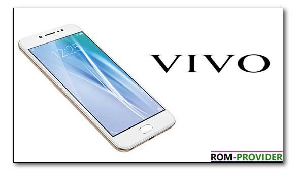 How to Install official firmware on VIVO V5 - ROM-Provider