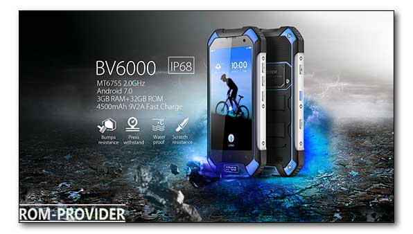 How to Install twrp Recovery Root Blackview BV6000 - ROM-Provider