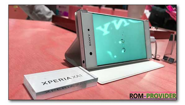 How to Install official Firmware on Xperia XA1 - ROM-Provider