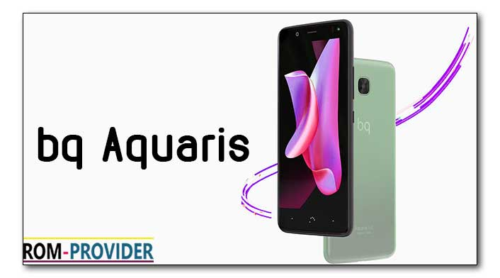 How to Install twrp Recovery Root bq Aquaris U2 - ROM-Provider