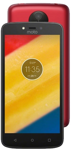 How to Install official Firmware Motorola MOTO C (XT1750) - ROM-Provider