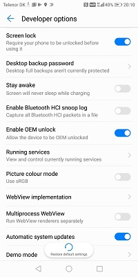 How to unlock bootloader on Huawei Nova Lite 3 POT-LX2 - ROM-Provider