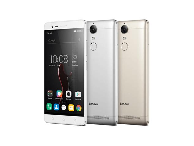 How to Install Official Firmware on Lenovo Vibe K5 Note