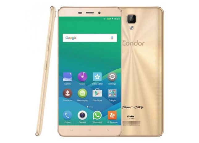 How to Install twrp Recovery Root Condor Plume P8 Lite