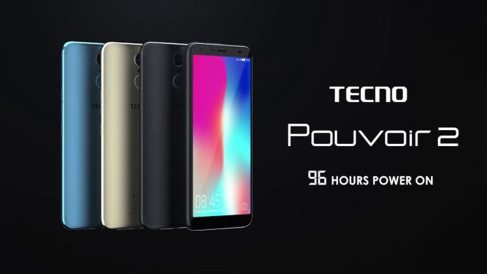 Download Tecno Pouvoir 2 Stock Firmware Flash File