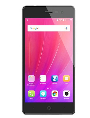 How to Install Stock Firmware ZTE Blade A521 (Webe) - ROM-Provider