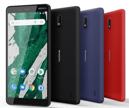 Download Nokia 1 Plus (One Plus 2018) Global Firmware Flash File